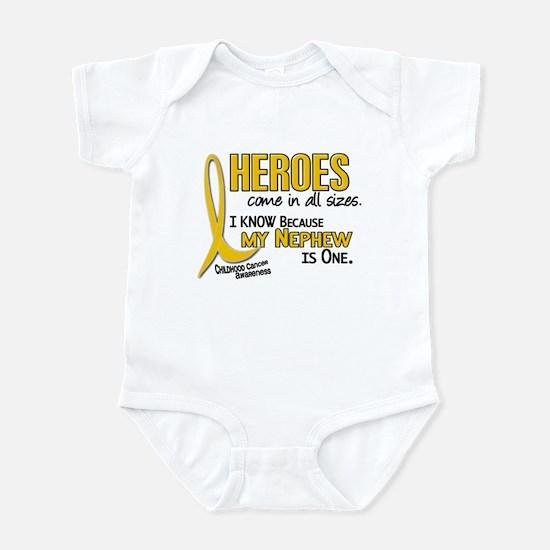 Heroes All Sizes 1 (Nephew) Infant Bodysuit