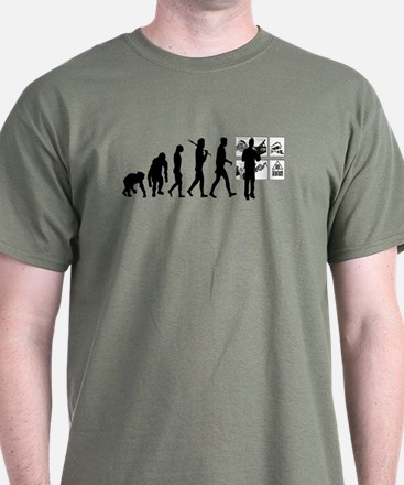 Advertising Evolution T-Shirt