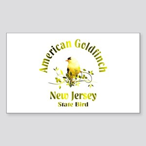 New Jersey Rectangle Sticker
