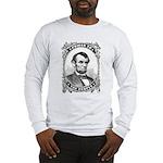 Abraham Lincoln - Power - Long Sleeve T-Shirt