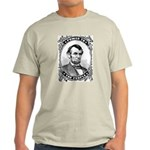Abraham Lincoln- Power to the People Light t-Shirt
