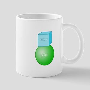 peaceonearthbox Mug