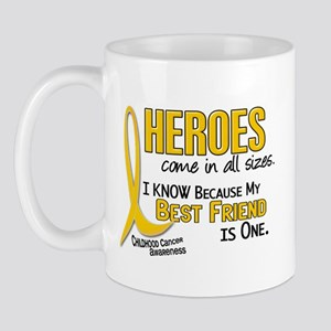 Heroes All Sizes 1 (Best Friend) Mug