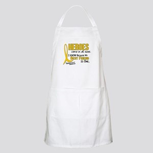 Heroes All Sizes 1 (Best Friend) BBQ Apron