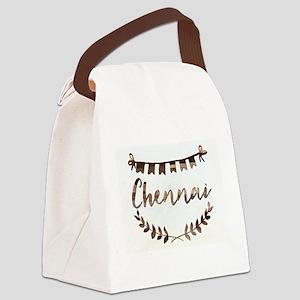 Chennai Canvas Lunch Bag