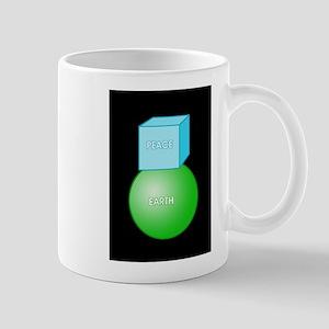 peaceboxblack Mug