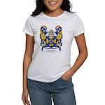 Teixeira Family Crest Women's T-Shirt
