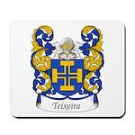 Teixeira Family Crest Mousepad