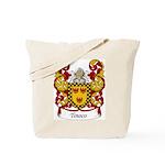 Tinoco Family Crest Tote Bag