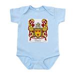 Tinoco Family Crest Infant Creeper