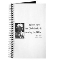Mark Twain 20 Journal