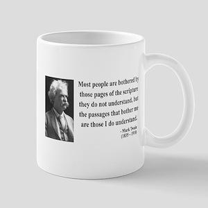 Mark Twain 21 Mug