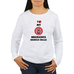 Obedience Border Collie T-Shirt