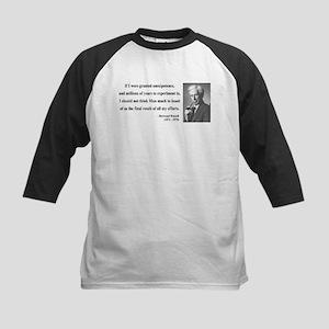 Bertrand Russell 11 Kids Baseball Jersey