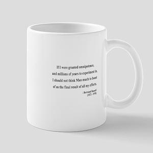 Bertrand Russell 11 Mug