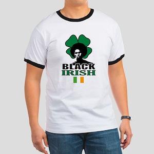 St. Patricks Day Ringer T