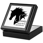 Serenity Keepsake Box