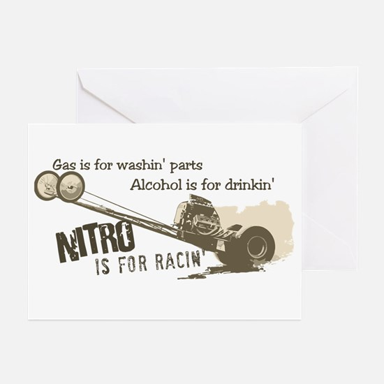 NITRO Greeting Cards (Pk of 10)