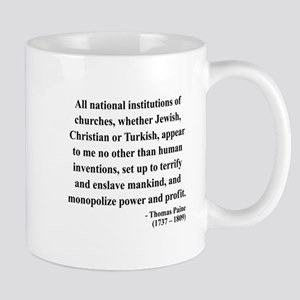 Thomas Paine 22 Mug