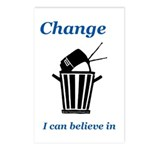 Change for the Better Postcards (Package of 8)