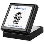 Change for the Better Keepsake Box