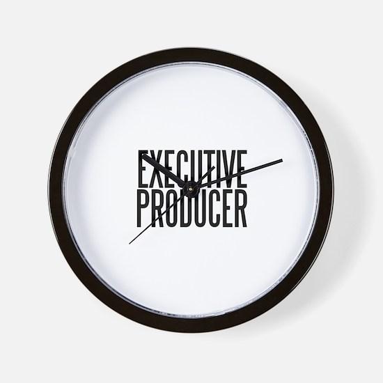 Executive Producer Wall Clock