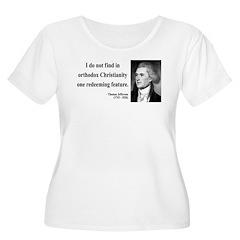 Thomas Jefferson 12 T-Shirt