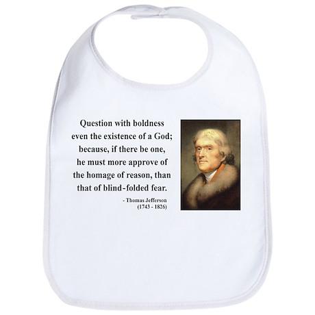 Thomas Jefferson 13 Bib