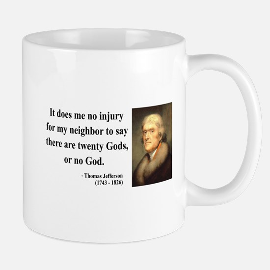 Thomas Jefferson 9 Mug