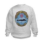 USS LAPON Kids Sweatshirt