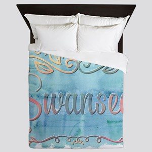 Swansea Queen Duvet