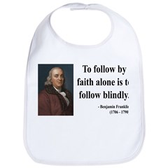 Benjamin Franklin 16 Bib