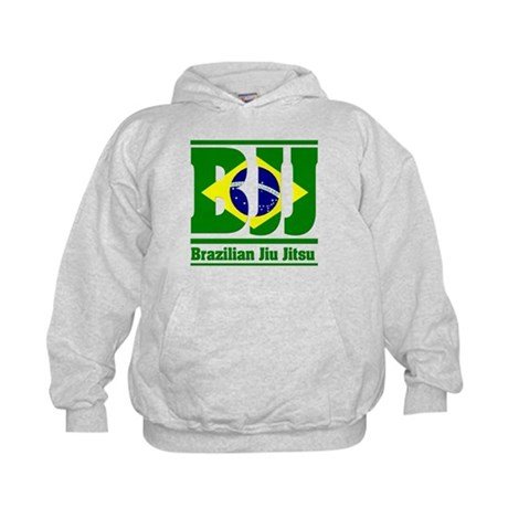 Brazilian Jiu Jitsu Kids Hoodie