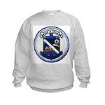 USS LA SALLE Kids Sweatshirt
