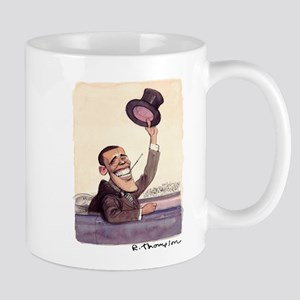 2-fdr obama! Mugs