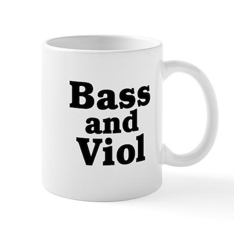Bass and Viol Mug