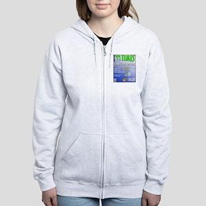 Chai Times Women's Zip Hoodie