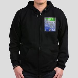 Chai Times Zip Hoodie (dark)
