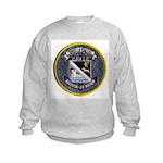 USS LASALLE Kids Sweatshirt