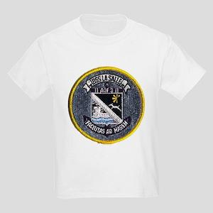 USS LASALLE Kids Light T-Shirt