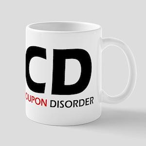 Obsessive Coupon Mug