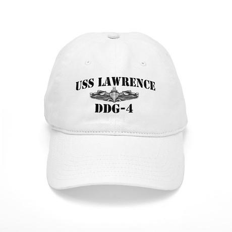 USS LAWRENCE Cap