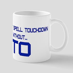 TO Touchdown Mug