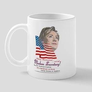 Madam Secretary! - Mug