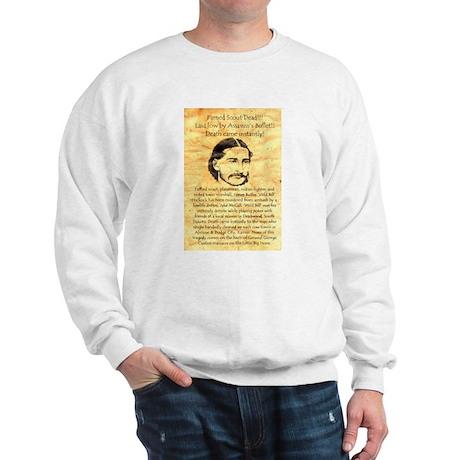 Hickock Dead Sweatshirt