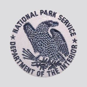National Park Ranger Ornament (Round)