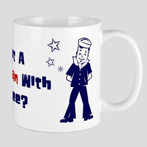How About a little Seaman? Mug