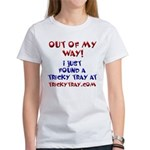 Tricky Tray Women's T-Shirt