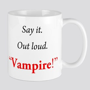 Twilight: Say It Mug