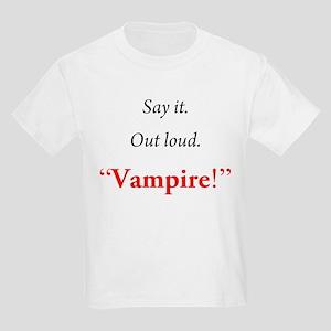 Twilight: Say It Kids Light T-Shirt